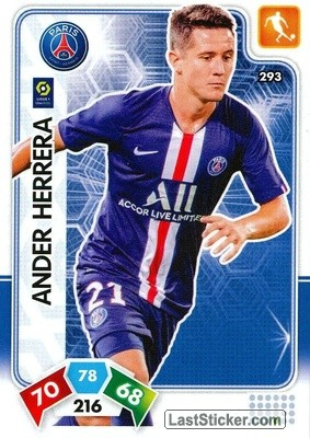 Ander Herrera (Paris Saint-Germain)
