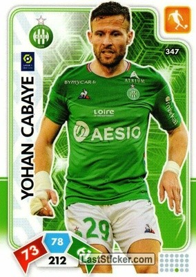 Yohan Cabaye (AS Saint-Etienne)