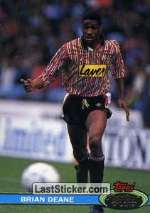 Brian Deane (Sheffield United)