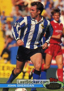 John Sheridan (Sheffield Wednesday)