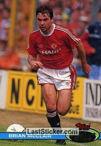 Brian McClair (Manchester United)