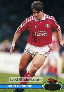 John Hendrie (Middlesbrough)