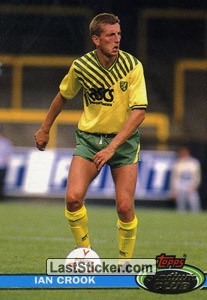 Ian Crook (Norwich City)