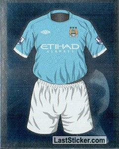 Manchester City (The Kits)
