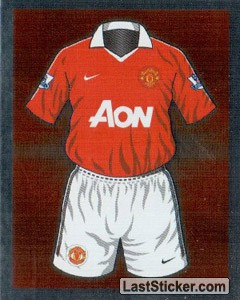 Manchester United (The Kits)