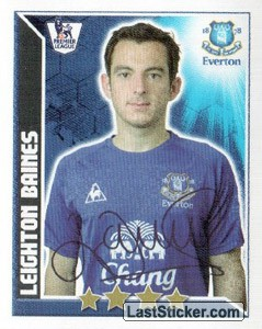 Leighton Baines (Everton)