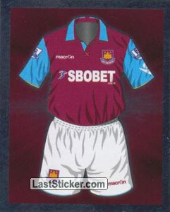 West Ham (The Kits)