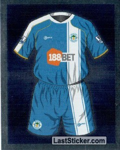 Wigan Athletic (The Kits)