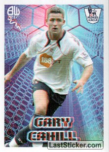 Gary Cahill (3D sticker)