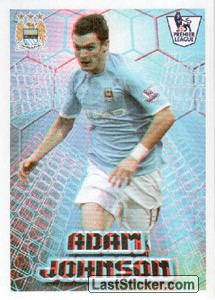 Adam Johnson (3D sticker)