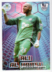 Ali Al Habsi (3D sticker)