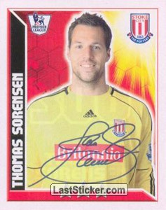 Thomas Sorensen (Stoke City)