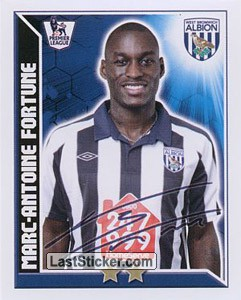 Marc -Antoine Fortune (West Bromvich Albion)