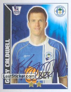 Gary Caldwell (Wigan Athletic)