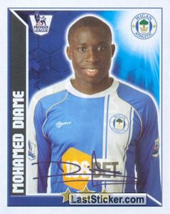 Mohamed Diame (Wigan Athletic)