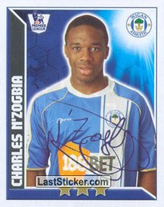 Charles N'Zogbia (Wigan Athletic)