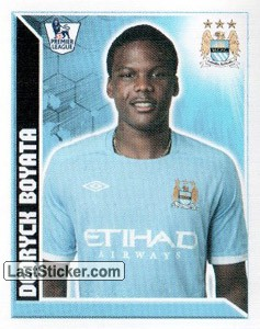 Dedryck Boyata (Stars Of The Future)