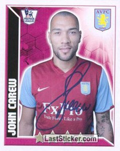 John Carew (Aston Villa)