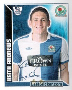 Keith Andrews (Blackburn)