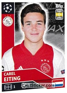 Carel Eiting (AFC Ajax)