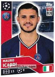 Mauro Icardi (Paris Saint-Germain)