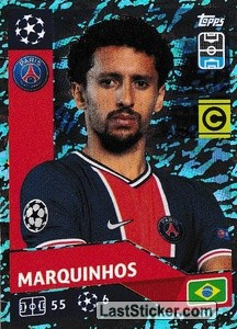 Marquinhos (Captain) (Paris Saint-Germain)