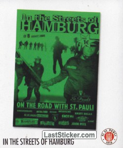 In the Streets of Hamburg (St. Pauli)