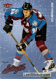 Ryan Smyth (Colorado Avalanche)