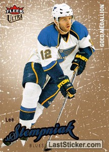 Lee Stempniak (St. Louis Blues)