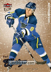 Paul Kariya (St. Louis Blues)