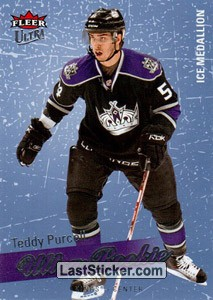 Teddy Purcell (Los Angeles Kings)