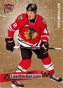 Jordan Hendry (Chicago Blackhawks)