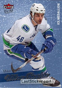 Mike Brown (Vancouver Canucks)