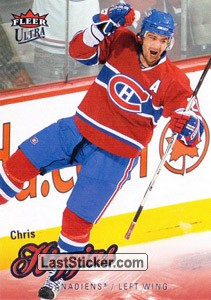 Chris Higgins (Montreal Canadiens)