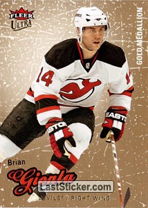 Brian Gionta (New Jersey Devils)