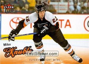 Mike Knuble (Philadelphia Flyers)