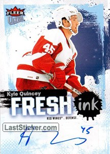 Kyle Quincey (Detroit Red Wings)