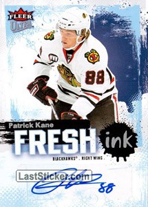 Patrick Kane (Chicago Blackhawks)