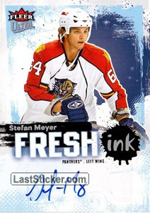 Stefan Meyer (Florida Panthers)