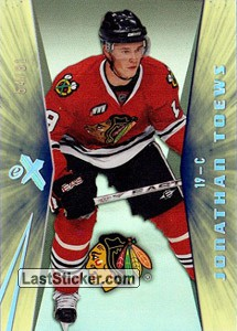 Jonathan Toews (Chicago Blackhawks)