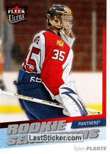 Tyler Plante (Florida Panthers)