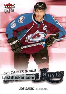 Joe Sakic (Colorado Avalanche)