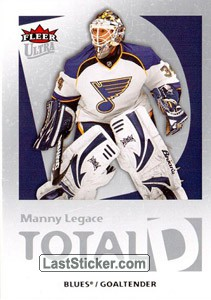 Manny Legace (St. Louis Blues)