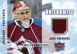 Jose Theodore (Colorado Avalanche)