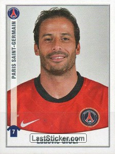 Giuly (Paris Saint-Germain)