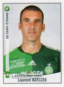 Batlles (AS Saint-Etienne)