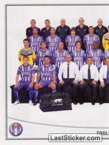 Equipe(puzzle 1) (Toulouse FC)