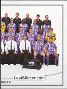 Equipe(puzzle 2) (Toulouse FC)