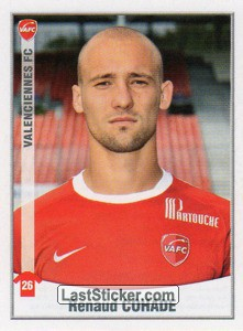 Cohade (Valenciennes FC)