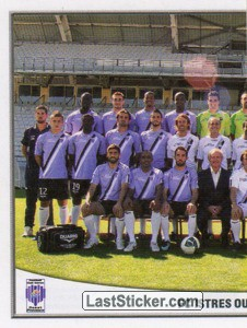 Equipe(puzzle 1) (FC Istres Ouest Provence)
